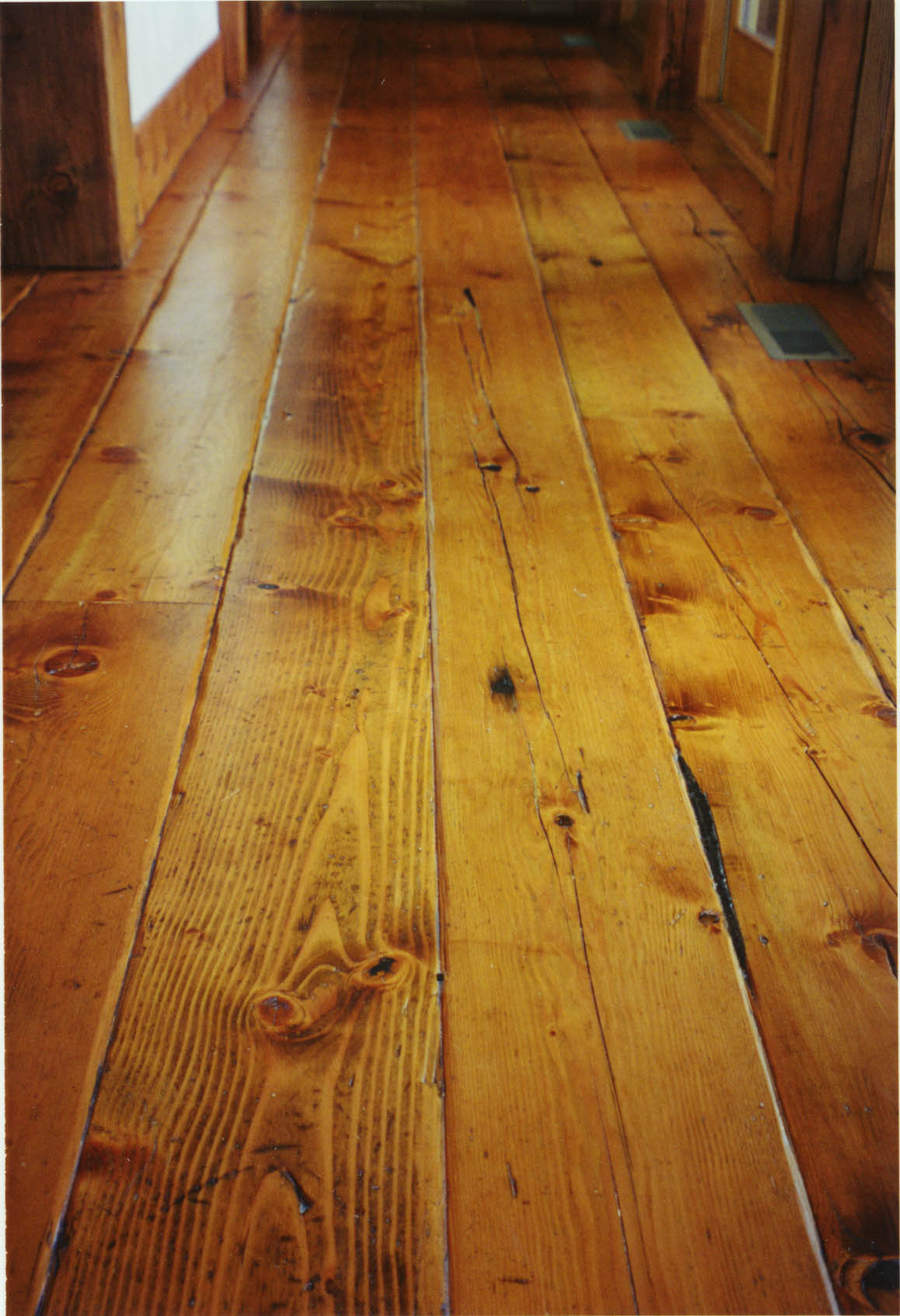 Antique flooring for Reclaimed douglas fir flooring