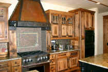 Antique Oak - ' Patina ' Grade - kitchen 06